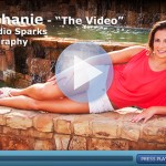 On Location with Stephanie Meier and Photographer Don Sparks